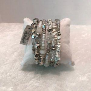 Chicos wire bracelet